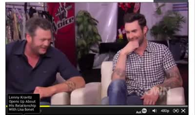 adam levine speaks about marriage with oprah and blake