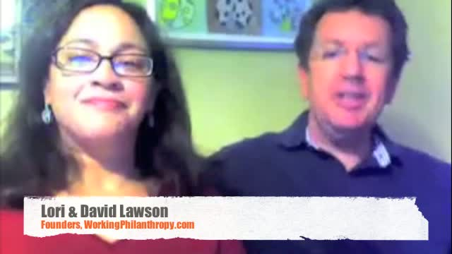 David & Lori Lawson Interview