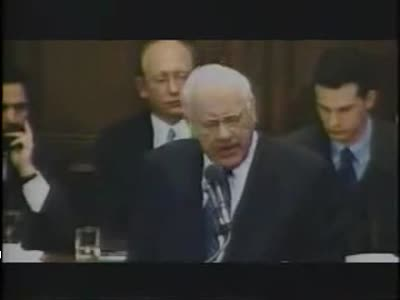 """Deadline"" clip Governor George Ryan's Clemency Speech"