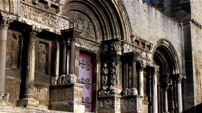 Abbey church of Saint-Gilles-du-Gard