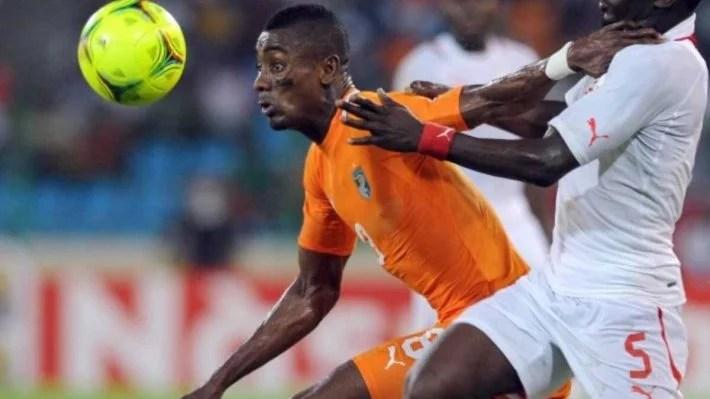 Sport: Cote D'ivoire vs Burkina Faso: 2-1 CIV)