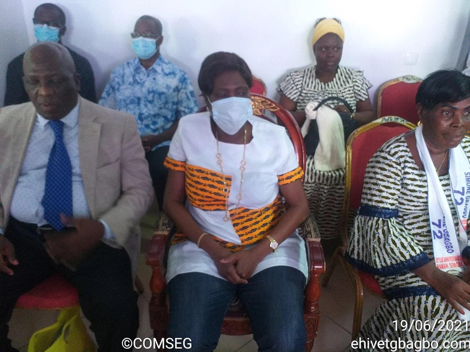 Retour de Gbagbo: Conférence à l'occasion du Soixante Douzième Simone Ehivet Gbagbo