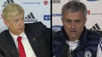 A look at Wenger and Mourinho's history of beef