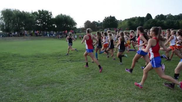 Girls Invitational Race Sep 16 2017