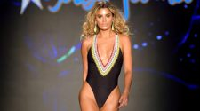 Luli Fama Runway Show at Miami Swim Week