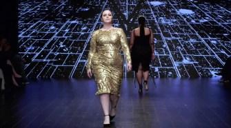 Melissa Mercedes at LA Fashion Week