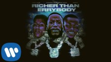 Gucci Mane - Richer Than Errybody (Feat. Youngboy Never Broke Again &Amp; Dababy) [Official Visualizer]