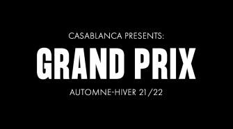 Casablanca Automne-Hiver 2021 Digital Presentation