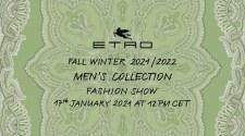 Etro Fall-Winter 2021/22 Men's fashion show