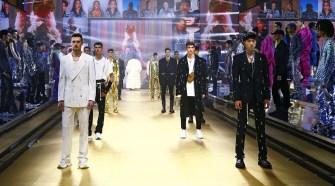Dolce&Amp;Gabbana Men's Fw21 Fashion Show
