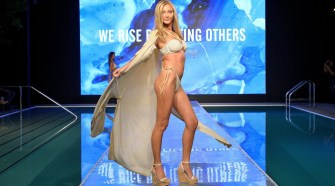 Luli Fama Swimwear - Diosa Fashion Show - Paraiso Miami Beach
