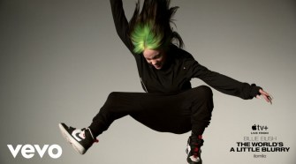 Billie Eilish - ilomilo (Live From The Film – Billie Eilish: The World's A Little Blurry)