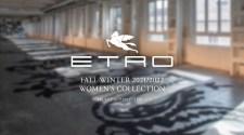 Etro Fall-Winter 2021/22 Women's fashion show
