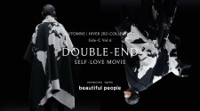 Beautiful People Fall/Winter 2021 Paris Collection &Quot;Side-C Vol.6 Double-End&Quot;