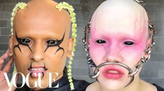 Inside Fecal Matter's Extreme Beauty Routine   Vogue