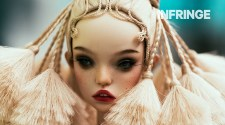 Watch the Popovy Sisters create their intricate dolls by hand // INFRINGE Magazine