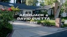 Afrojack &Amp; David Guetta - Hero (Official Music Video)