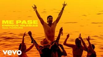 Enrique Iglesias - Me Pase (Official Video) Ft. Farruko