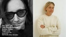 Live Q&Amp;A Marimekko And Laird Borrelli-Persson, Vogue.com