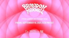 Spring Summer 2022 Runway Show | Brandon Maxwell