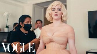 Behind Billie Eilish's Old Hollywood Met Gala Look   Vogue