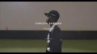 Carlota Barrera Spring Summer 2022 'Tie Game'