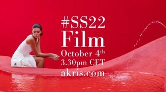 Akris Spring/Summer 2022 Film