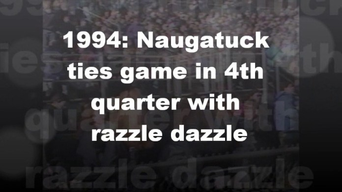 1994: How Naugatuck tied game against Ansonia