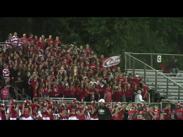 Cheshire football's singing fans