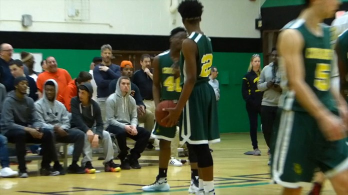 Sacred Heart tries to repeat; Wilby stands in the way - Tip time Wednesday at The Reg, 7 p.m.