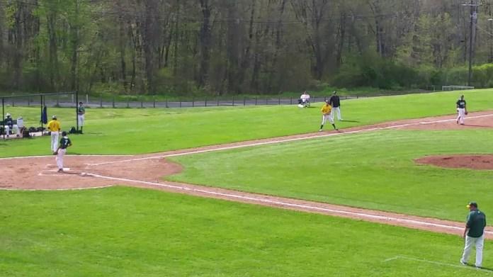 NVL baseball: Holy Cross blanks Wilby