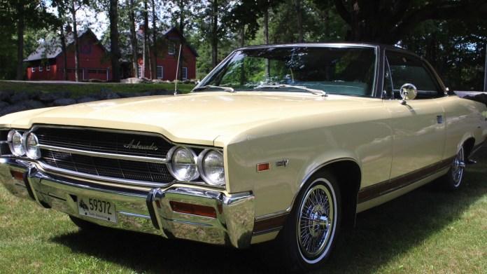 """Wheels"" video for 1969 AMC Ambassador"