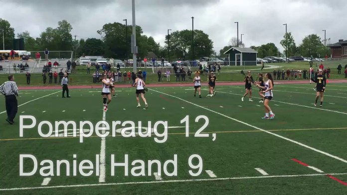 Pomperaug girls advance to lacrosse state final