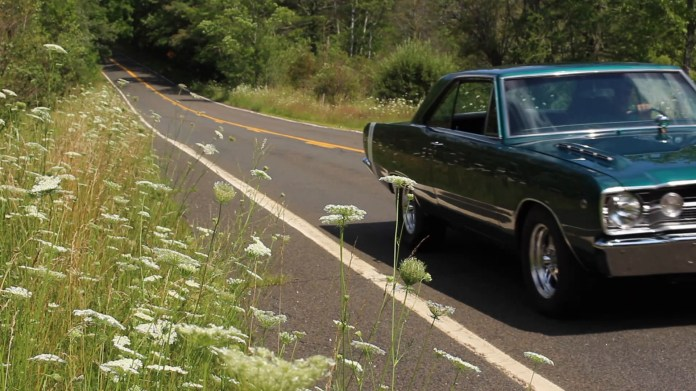 Kevin Carey of Colebrook has owned a 1968 Dodge Dart GTS since he was 18 years old. His father bought the car in 1972 and sold it to his brother, who then sold it to him. It was turned into a drag racer in the 1980s and then parked in a garage for 27 years. He recently put it back on the road.