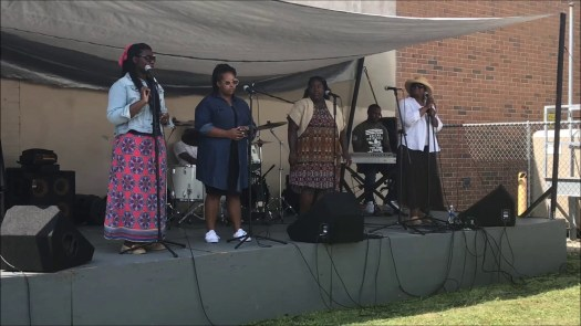 Refuge Church of Christ hosted its 20th annual Gospel Expo at the North End Recreation Center in Waterbury on Saturday, August 26th.