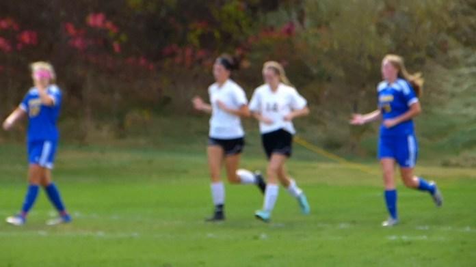 Highlights from NVL boys, girls soccer action