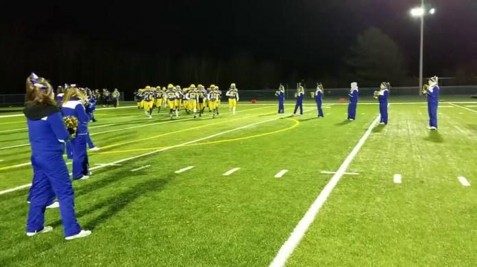 Holiday football final: Seymour rolls past Woodland