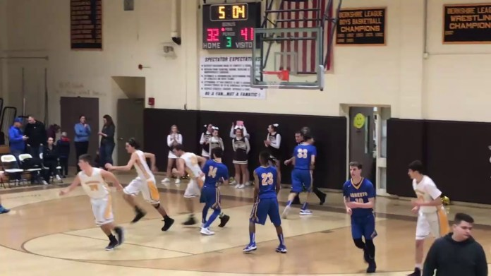 BL boys: Gilbert handles Thomaston
