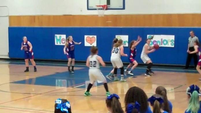 BL girls basketball: Lewis Mills downs Nonnewaug