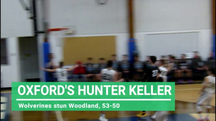 Game-winning shot: Oxford's Keller stuns Woodland