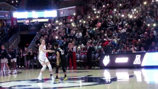 UConn in Sweet 16: Katie Lou Samuelson