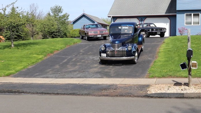Brodie Dugas, a 10-year-old fourth-grader from Southbury, Conn., already has a love of vintage vehicles, and he's getting schooled on them by his grandfather, collector Jim Shadish of Wallingford. Brodie and Jim show off a 1946 Chevrolet pickup, a 1967 Ford Mustang GT and a 1986 Oldsmobile Cutlass Supreme in My Ride.