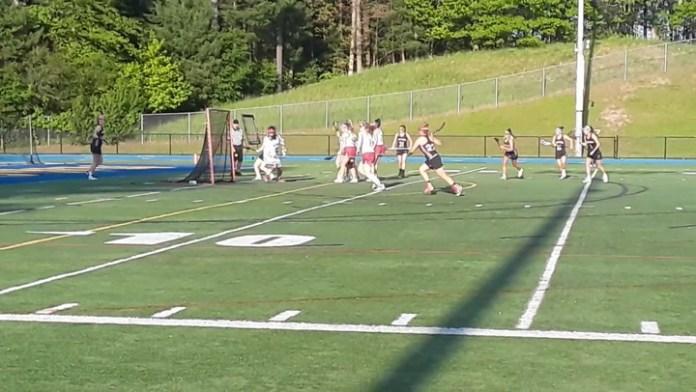 Pomperaug girls fall in SWC lacrosse final