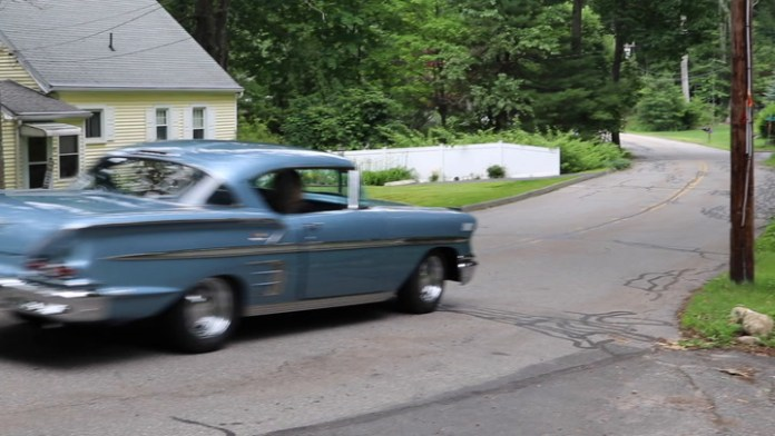 "Vincent Audia of Torrington, Conn. spotted a 1958 Chevrolet Impala in the movie ""American Graffiti"" in 1973 and knew he had to have one. It wasn't until 1985 that he located one, which he drove for four years and then parked. After decades of sitting idle, it's now back on the road and the subject of ""My Ride."""
