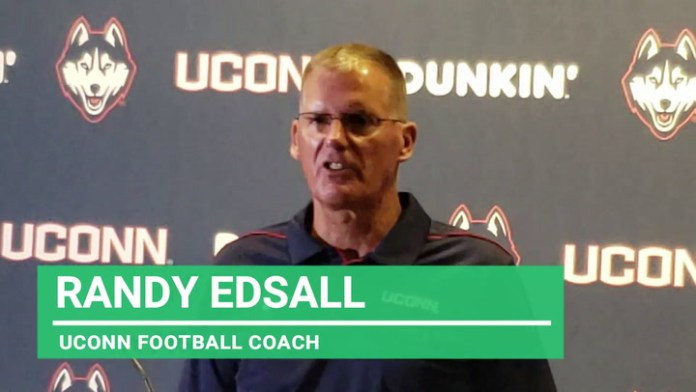 UConn football: Edsall sizes up team as preseason begins