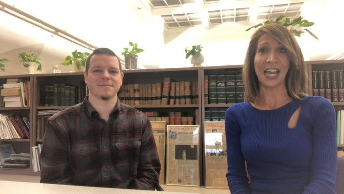 Community Karen speaks with local Waterbury resident Scott Langevin about his work to promote local businesses and help local musicians get some attention.  Blooper reel included!