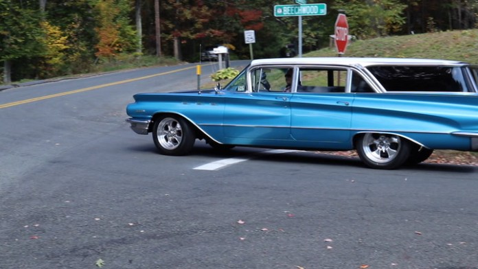 Paul Cote of Harwinton, Conn. owns a 1960 Buick Invicta station wagon that's the centerpiece of a nine-car collection. He shares it in this week's My Ride.