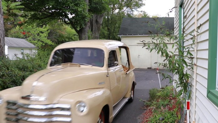 Roger Salley of Bristol, Conn. owns a 1952 Chevrolet 3100 Canopy Express truck. He talks about the rare model in My Ride.