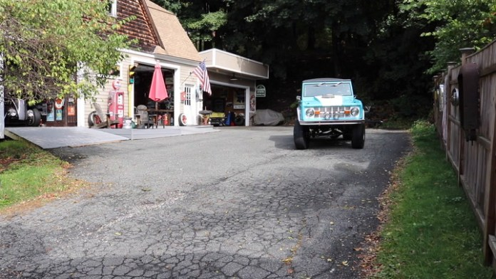 Tom Cavanaugh of Great Barrington, Mass. spotted a 1974 Ford Bronco at a car show in Canaan, Conn. about 10 years ago and had to have it. He shares it in My Ride.