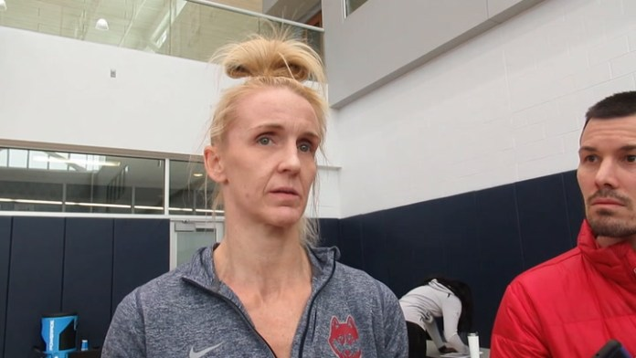 UConn assistant coach Shea Ralph on state of rivalry